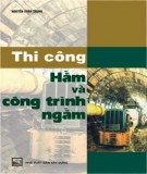 Ebook Thi công hầm và công trình ngầm: Phần 2