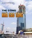 Kỹ thuật Thi công nhà cao tầng: Phần 2
