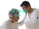 Bài giảng Chế độ ốm đau