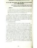KY_Một số biện pháp trừ côn trùng gây hại không làm ô nhiễm môi sinh