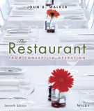 Ebook The Restaurant: From Concept to Operation (Part 2)