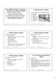 Bài giảng Kỹ thuật phòng thí nghiệm: Bài 1 - ThS. Phạm Hồng Hiếu