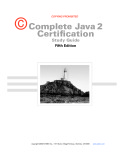 Ebook Complete java 2 certification