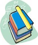 Phương trình, bất phương trình và hệ phương trình đại số