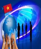 Toàn cầu hoá, khu vực hoá và tiến trình hội nhập của Việt Nam