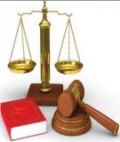 Giáo trình Luật an sinh xã hội: Phần 1