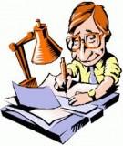 Bài giải đề cương ôn thi môn: Phương pháp nghiên cứu khoa học