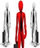 Nghệ thuật lãnh đạo: Chương 4 - Tính cách và lãnh đạo