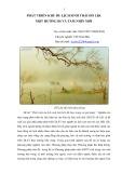 Đề tài: Phát triển du lịch sinh thái hồ Lắk thực trạng và giải pháp