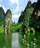 Học phần 1: Các khái niệm về du lịch bền vững
