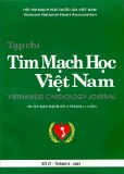 Tạp chí Tim mạch học Việt Nam: Số 27