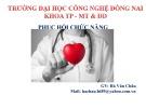 Bài giảng bài 7: Đại cương về xoa bóp - GV. Hà Văn Châu