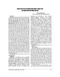 Đề tài nghiên cứu: Phân tích chi phí khám chữa bệnh ngoại trú tại Bệnh viện Bưu Điện Hà Nội
