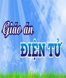 Đề cương giáo án môn: Tiếng Việt - Luyện từ và câu