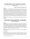 Dự báo biến động giá cà phê – Giải pháp ứng dụng mô hình quyền chọn để phòng ngừa rủi ro biến động giá cà phê tại tỉnh Kon Tum