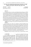 Các yếu tố ảnh hưởng đến rủi ro tín dụng của hệ thống Ngân hàng Thương mại Việt Nam