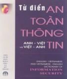 Từ điển Anh Việt - Việt Anh về  An toàn thông tin: Phần 2