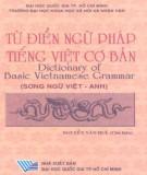 Ebook Từ điển ngữ pháp tiếng Việt cơ bản: Phần 2