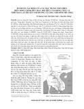 Đánh giá tác động của các bậc thang thủy điện trên dòng chính đến thay đổi thủy văn dòng chảy và thời gian lan truyền ảnh hưởng về châu thổ sông Mê Công