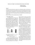 Tính toán ổn định vách hào bentonite trong đất ít dính