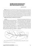 Ảnh hưởng của bước thời gian mưa thiết kế đến kết quả tính toán hệ số tiêu thiết kế
