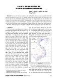 Khảo sát và tính toán một số đặc tính của thiết bị chuyển đổi năng lượng sóng biển