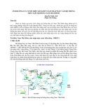 Ảnh hưởng của nước biển dâng đến xâm nhập mặn vào hệ thống thủy lợi nội đồng Nam Thái Bình
