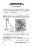 Kiểm tra khí thực ở các đập tràn cao, áp dụng cho đập tràn của thủy điện Lai Châu