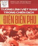 Ebook Tướng lĩnh Việt Nam trong chiến dịch Điện Biên: Phần 1