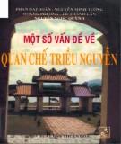 Quan chế triều Nguyễn: Phần 1