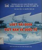 Giáo trình Luật Hải quan Việt Nam và quốc tế: Phần 1