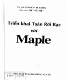 Toán học - Triển khai toán rời rạc với Maple: Phần 1