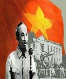 Bài tập lớn môn Tư tưởng Hồ Chí Minh: Phân tích mối quan hệ biện chứng giữa vấn đề dân tộc và giai cấp trong tư tưởng Hồ Chí Minh về mục tiêu, nhiệm vụ của Cách mạng Việt Nam. Đảng ta vận dụng quan điểm này trong thời kì đổi mới hiện nay như thế nào?