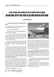 Thực trạng phát triển du lịch thành phố Đà Nẵng với khả năng liên kết phát triển du lịch vùng duyên hải miền Trung