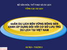 Bài giảng Nhãn du lịch bền vững Bông sen xanh áp dụng đối với cơ sở lưu trú du lịch tại Việt Nam
