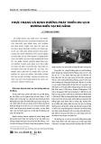 Thực trạng và định hướng phát triển du lịch đường biển tại Đà Nẵng