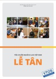 Tiêu chuẩn nghề du lịch Việt Nam: Nghề lễ tân