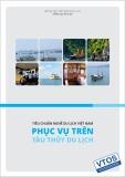 Tiêu chuẩn nghề du lịch Việt Nam: Nghề phục vụ trên tàu thủy du lịch