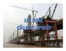 Bài giảng Xây dựng cầu - Chương 4: Xây dựng cầu bê tông cốt thép lắp ghép