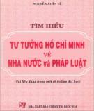 Ebook Tìm hiểu tư tưởng Hồ Chí Minh về nhà nước và pháp luật: Phần 1
