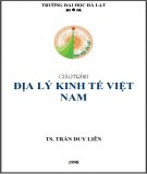 Giáo trình Địa lý kinh tế Việt Nam: Phần 1