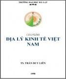Giáo trình Địa lý kinh tế Việt Nam: Phần 2