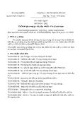Tiêu chuẩn ngành 04TCN 54-2002