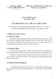 Tiêu chuẩn ngành 04 TCN 89-2006