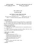 Tiêu chuẩn ngành 04 TCN 146-2006