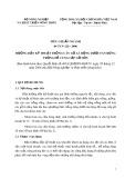 Tiêu chuẩn ngành 04 TCN 126-2006