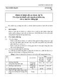 Tuyển tập tiêu chuẩn phân bón: Tiêu chuẩn ngành 10 TCN 208-95