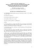 Qui định của Nghị Viện và Hội đồng Châu Âu: Số 178/2002
