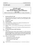 Tiêu chuẩn ngành 10 TCN 225-95