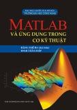 Giáo trình Matlab và ứng dụng trong cơ kỹ thuật